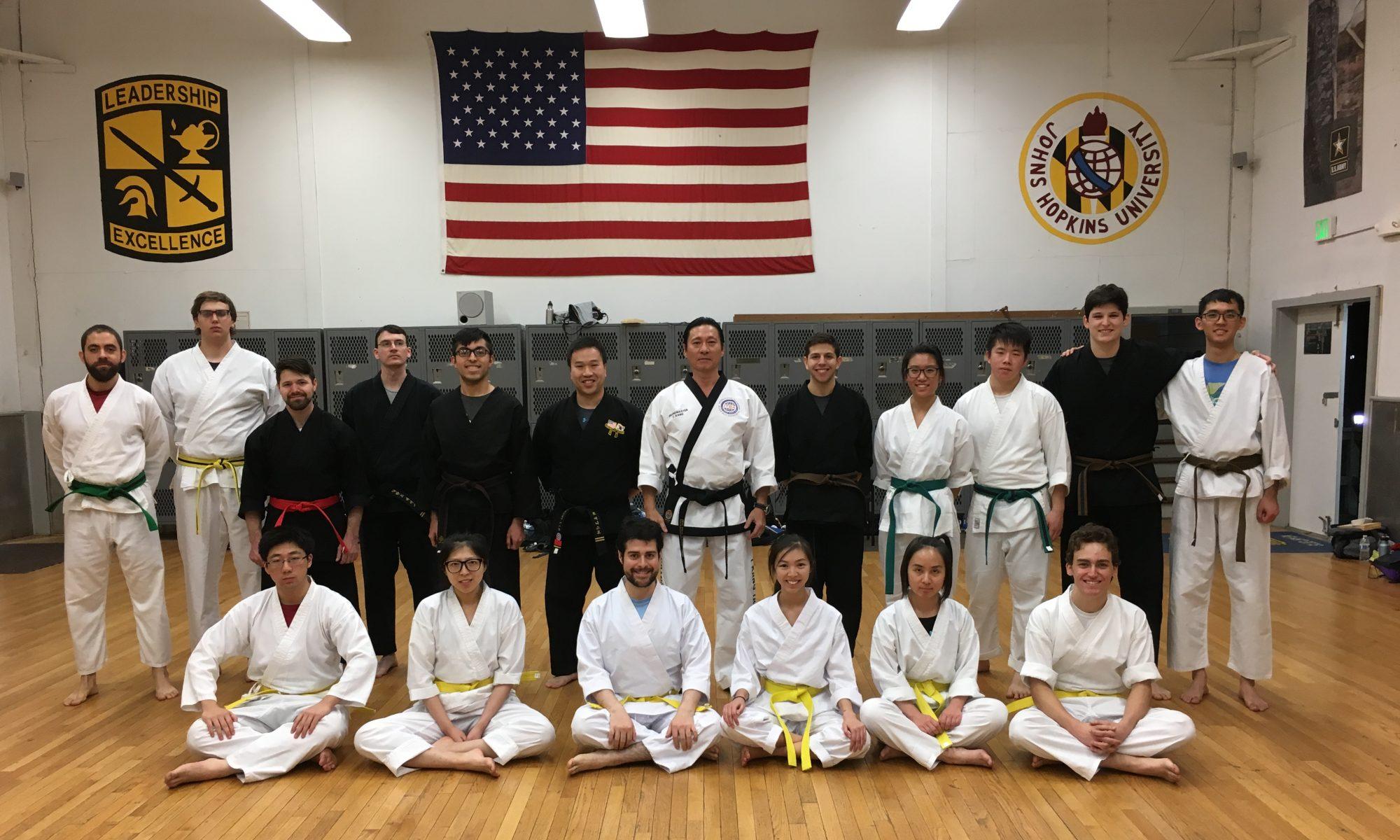 Hopkins Taekwondo Club